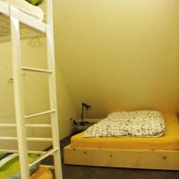 Bed in Dormitory