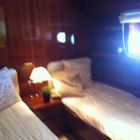 Cabin on Boat (3 Adults)