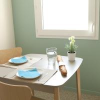 Tree-Bedroom Apartment