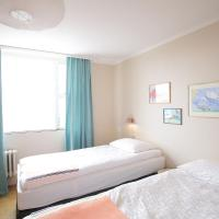 Large Double or Twin Room with Shared Bathroom