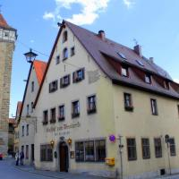 Hotel Pictures: Hotel Zum Breiterle, Rothenburg ob der Tauber