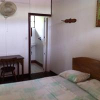 Double or Twin Room with Airconditioning