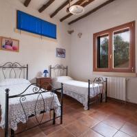 Two-Bedroom Villa with Garden View