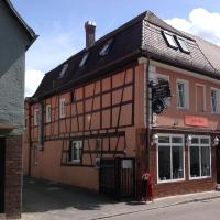 Hotel Pictures: Pension Altstadt Garni, Bad Windsheim
