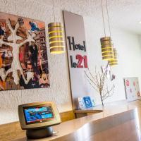 Hotel Pictures: Hotel Le 21, Saint-Raphaël