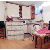 One-Bedroom Apartment with Garden - Ground Floor