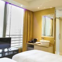 Superior Twin Room with City View and Handy Phone