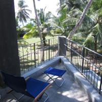 Deluxe Double Room with Balcony and Sea View (Room 5)