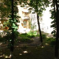 Apartment with Balcony - Vladimirskaya street 19a