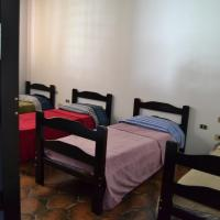 Bed in Mixed Dormitory Room