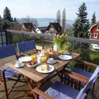 Hotel Pictures: Ferienwohnung Bodenseeblick, Nonnenhorn