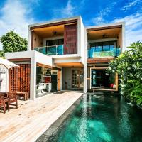Three Bedroom Beach front Pool Residence