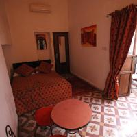 Double Room with Balcony - First Floor