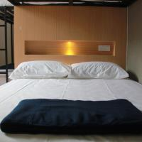 Bed in 4-Bed Mixed Deluxe Dormitory Room