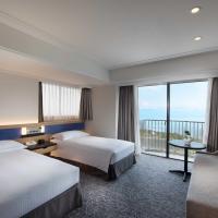 Hilton Corner Twin Room