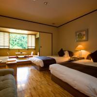 Standard Room with Tatami Area on Top Floor