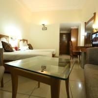 Executive Double or Twin Club Room