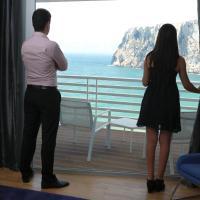 Deluxe Double Suite Ocean Front with Balcony