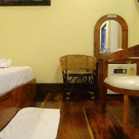 Deluxe Double Room with Balcony - Downstairs