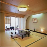 Japanese-Style Room with Jet Bath and Sea View