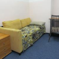 Apartment with Shared Bathroom (5 Adults)