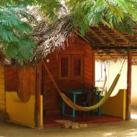 Cabana with Shared Bathroom