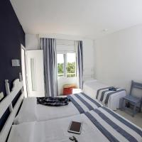 Triple Room (2 Adults + 1 Child) with Balcony