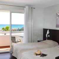 Twin Room with Sea View and Balcony - First Floor