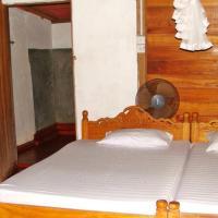 Cabana with Bathroom