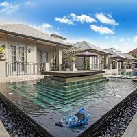 Villa with Pool Access