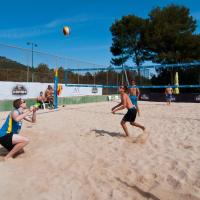 Double Room with Balcony - Beach Volley Package