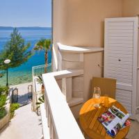 Comfort Studio with Balcony and Side Sea View