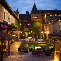 Hotel Pictures: Hostellerie Le Potin Gourmand, Cluny