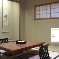 Japanese-Style Room with Toilet