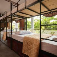 Single Bed in Dormitory Room