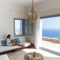 Executive Suite with Private Plunge Outdoor Hot Tub and Panoramic Sea View