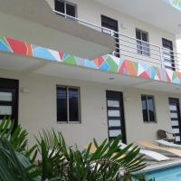 Hotel Pictures: AG Rooms Hotel By Alamar, Puntarenas