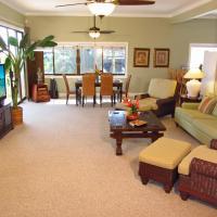 Deluxe Two-Bedroom Queen Suite