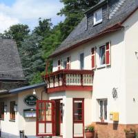 Hotel Pictures: Landgasthaus Alter Posthof, Halsenbach