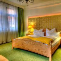 Hotelbilleder: Hotel Ratsherberge Waltershausen, Waltershausen