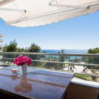 Two-Bedroom Apartment with Balcony and Sea View