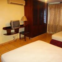 Double Room with Two Queen Beds
