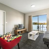 Executive One-Bedroom Apartment with Balcony