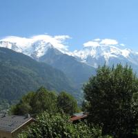 Spacious duplex apartment with Mont Blanc View