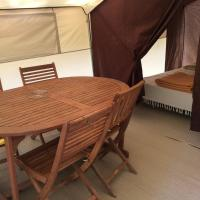 Two-Bedroom Tent (5 Adults)