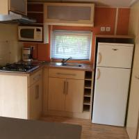 Two-Bedroom Mobile Home ( 5 Adults)