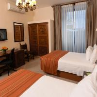 Colonial Twin Room