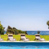 Three-Bedroom Villa - Beach Front