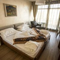 Health Package - Deluxe Double Room with Terrace