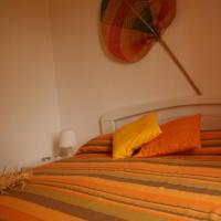 Three-Bedroom Apartment with Patio